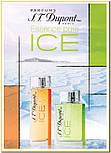 DUPONT Eessence ICE pour Femme EDT 50 ml  туалетная вода женская (оригинал подлинник  Франция), фото 2