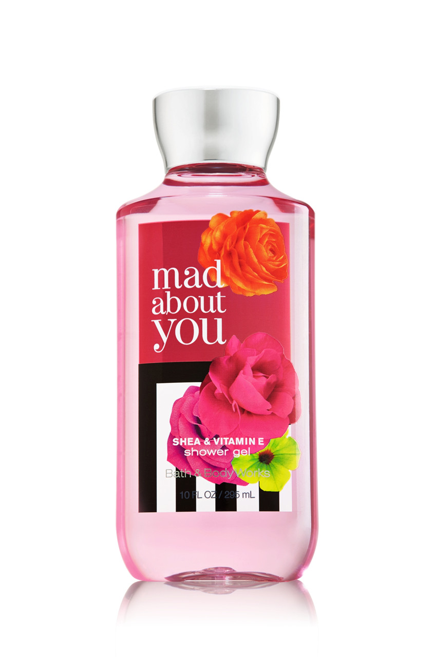 Гель для душа Bath&Body Works - Mad about You