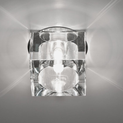 Точечный светильник Feron JD57B G9 хром
