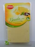 Сыр Milbona Gouda, 400 g.