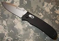 Складной нож Ganzo  сталь 440 с,надежный замок ,добротный нож