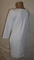 Недорогое платье для девочки синее, фото 2