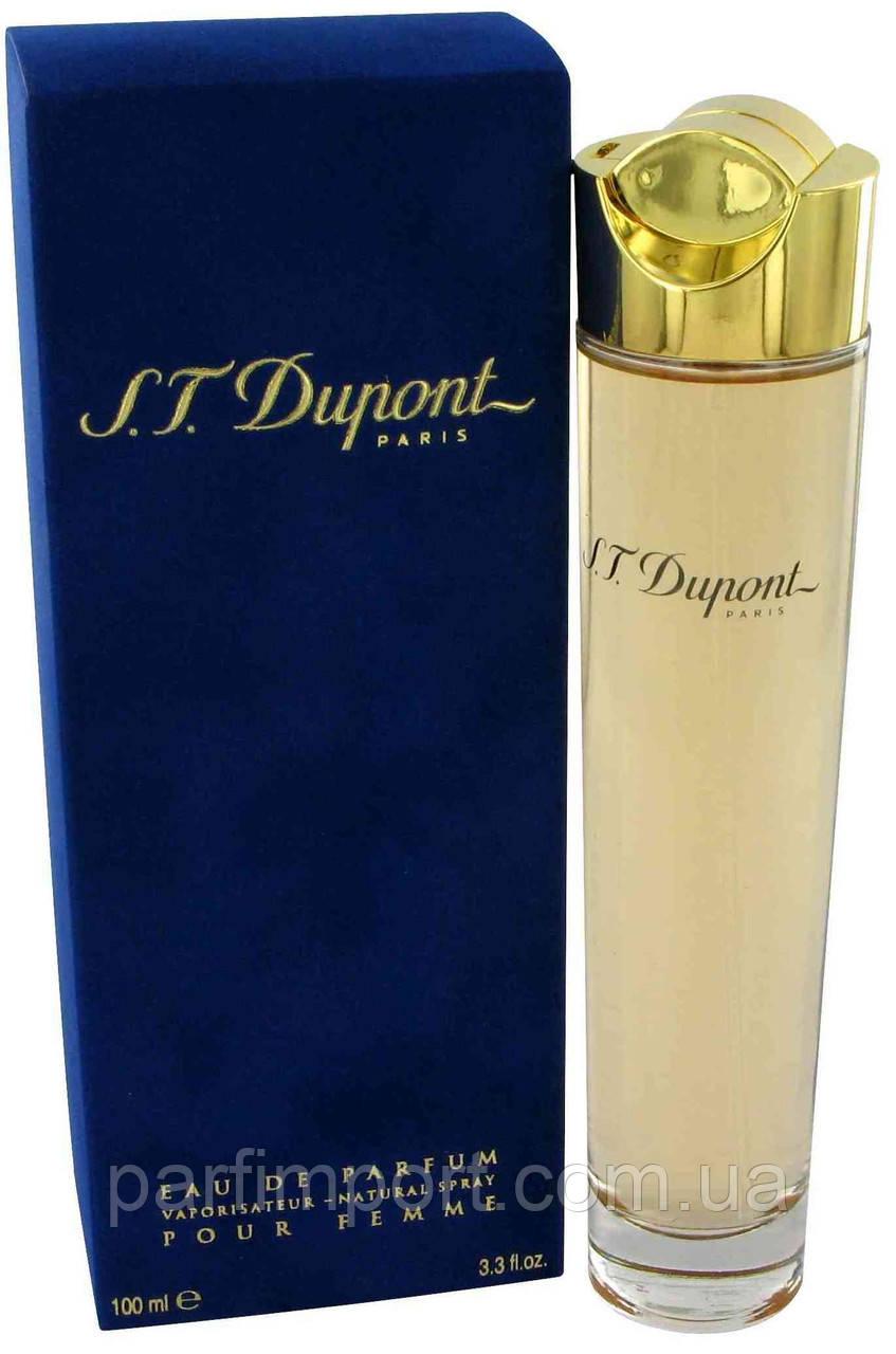 Dupont pour Femme EDP 100 ml  парфумированная вода женская (оригинал подлинник  Франция)