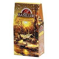Чай черный цейлонский Basilur коллекция Подарочная Морозный вечер
