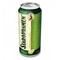Пиво Staropramen 1869 Svetly 0.5l Чехия