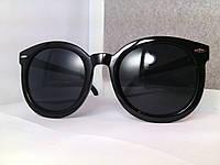 Солнцезащитные очки черные