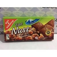 Шоколад Edel Nuss 200g Германия