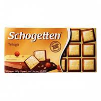 Шоколад Schogetten Trilogia 100g