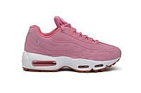 Женские кроссовки  Nike Air Max 95 'Pink Oxford', фото 1