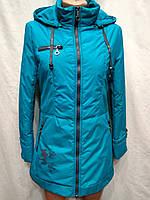 """Куртка удлиненная  фирмы """"COP COPINE"""" (модель 03-22)"""