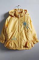 Куртка демисезонная MELA ESTO для девочки