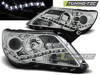Диодные фары VW Tiguan 2007-2011