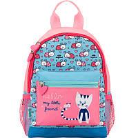 Рюкзак для девочек дошкольный 534 Sweet kitty K17-534XXS-4 Kite