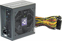 Блок Питания Chieftec CPS-750S Force, ATX 2.3, APFC, 12cm fan, КПД >85%