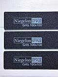 Пилочка Niegelon (Германия) 100/100, прямая , фото 3