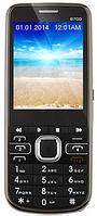 Китайский Nokia 6700, 4 SIM, ТВ, FM-радио, Java. Металлический корпус. Черный