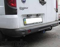 Прицепное устройство со съемным крюком (Фаркоп) FIAT DOBLO(вкл. MAXI) универсал 2001-2009 г.в.
