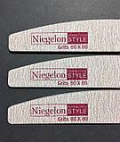 Пилка Niegelon (Німеччина) 80/80, півмісяць, фото 3