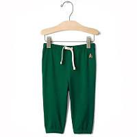 Зеленые штаны с мишкой ТМ GAP