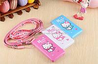 Hello Kitty D10 стильная раскладушка для девочек на 2 сим-карты под Нокиа хелло китти