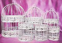 Клетки декоративные (156) набор из 6 шт.