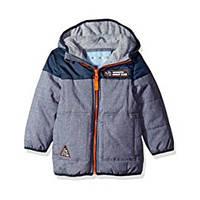 Куртка серый с синим ТМ WIPPETTE
