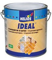 Лак для паркета полуматовый Helios Ideal 1К Хелиос Идеал 1К 10л