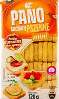 Гренки (Мини) Pano пшеничные Польша 120г (60 шт)