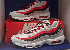 Мужские кроссовки Nike Air Max 95 Essential University Red, фото 3