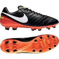Футбольные бутсы Nike Tiempo Genio II FG 819213-018