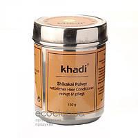 Порошок растительный для волос Шикакай Khadi 150г