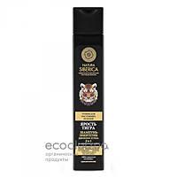 Шампунь-энергетик мужской для волос и тела 2 в 1 Ярость тигра Natura Siberica 250мл
