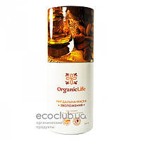 Маска для волос миндальная Увлажнение Organic Life 200мл