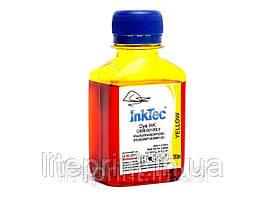 Чернила для принтера Canon - InkTec - C908, Yellow, 100 г