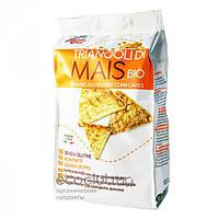 Коржи кукурузные органические с солью без глютена La Finestra sul Cielo 100г
