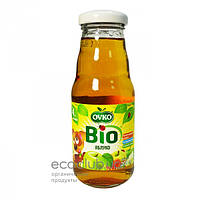 Напиток яблочный Bio органический стерилизованный Ovko 200мл