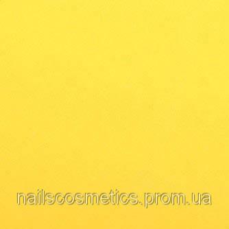 Жёлтая Фольга матовая