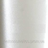 Жемчужно белая Фольга матовая