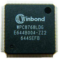 Микросхема Winbond WPC8768LDG для ноутбука