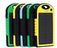 Solar Powerbank карабин 40000mAh
