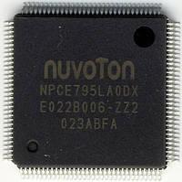 Микросхема Nuvoton NPCE794LA0DX для ноутбука (NPCE794LAODX)