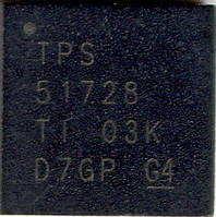 Микросхема Texas Instruments TPS51728 для ноутбука