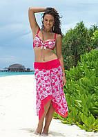 Пляжная туника-юбка Charmante 121602-1, Цвет Как на картинке, Размер M