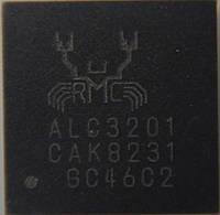Микросхема Realtek ALC3201 звуковая карта для ноутбука