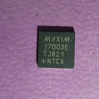 Микросхема MAXIM MAX17003ETJ для ноутбука