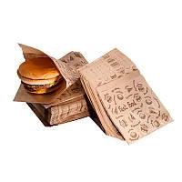 Упаковка для гамбургера 1068