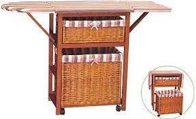 Гладильная доска- комод, декоративные комоды с ящиками для хранения