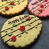 """Расписной пряник  """"Happy Easter"""", фото 2"""