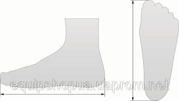 Как правильно определить размер футбольной обуви без примерки