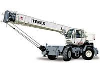 Автокран короткобазовый Terex RТ 230-1